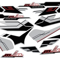 striping mio sporty limited edition