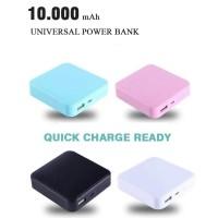 UNIVERSAL POWER BANK 10000 mAh / POWER BANK QUICK CHARGE