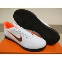 Sepatu Futsal Nike Mercurial Vapor XII Academy White Cool
