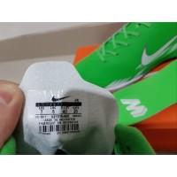 Sepatu Futsal Nike Mercurial Vapor XII Academy Nigeria Green - TURF