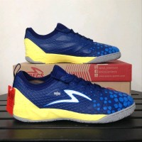 Sepatu futsal Specs murah metasala knight galaxy blue original