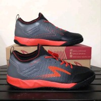 Sepatu futsal specs metasala musketeer toast signal orange 400736