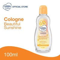 Cussons Baby Cologne Beautiful Sunshine 100ml