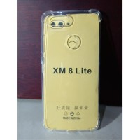 Xiaomi Mi 8 Lite Mi8 Lite Soft Case Silikon Anti Crack Case Cover