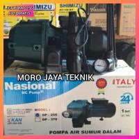 MESIN POMPA AIR JET PUMP AUTOMATIS NASIONAL JET PUMP 255 TANPA TABUNG
