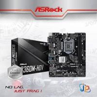 Motherboard ASROCK B360M-HDV (LGA1151, B360, DDR4, USB3.1, SATA3)