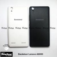 Backdoor Tutup Belakang Baterai Back Cover Casing Lenovo A6000