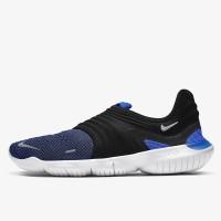 Sepatu Lari Nike Free RN Flyknit 3.0 Racer Blue Original AQ5707-402