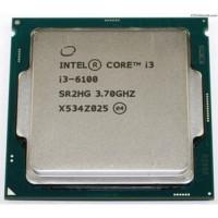 intel i3-6100 Tray + Fan