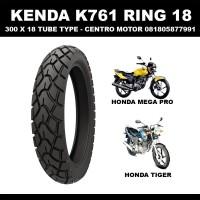 Ban KENDA 3.00-18 Dual Purpose K761
