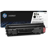 TONER HP LASERJET 83A (CF283A) BLACK ORIGINAL
