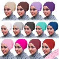 Inner Hijab Ciput Arab Antem Bandana Anti Pusing Ciput Jersey