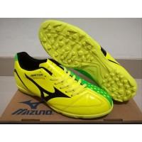 Sepatu Futsal Mizuno Wave Ignitus 4 Neon Yellow - TURF