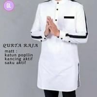 baju koko/atasan muslim/baju muslim/koko qurta raja/gl63199
