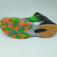 Promo Sepatu Olahraga Specs Original Quicker Mid Granite/Green New