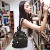 Tas Anak abg Ransel Fashion Wanita Bag Backpack Impor kecil mini nylon