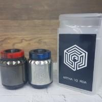 RDA ARTHA V.2 Atomizer 1:1 Best clone Limited edition
