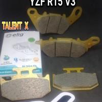 Paket kampas rem YAMAHA YZF R15 V3