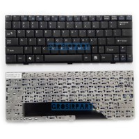 Keyboard Axioo Pico DJM MSI U90 U100 Hitam