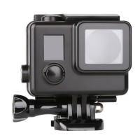 Casing Pelindung Warna Hitam Untuk Kamera GoPro Hero 4 3 3