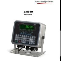 Indicator ZM510 Avery Weigh-Tronix Jembatan Timbang