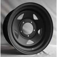 Velg Besi Avantech Starco 15x7.0 5H 139.7 ET15 warna Black Matte