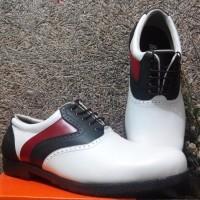 Best TOP Sepatu Golf Model FOOTJOY bahan KULIT ASLI Murah