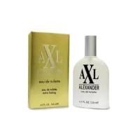 AXL ALEXANDER GOLD eau de toilette Prfume extra lasting 125ml