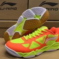 Terpopuler Sepatu Badminton Lining Aytm 037 Termurah