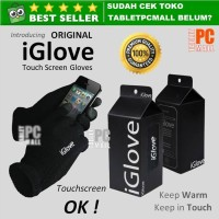 iGlove Sarung Tangan Touch Screen Gloves for Smartphone Tablet Gadget