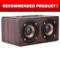 Speaker Aktif Mini Bluetooth Stereo Subwoofer