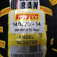 Pirelli 140 / 70 - 14 Angel Scooter Matic Ban Motor Premium MC Reiftl