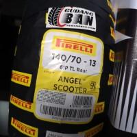 Pirelli 140 / 70 - 13 Angel Scooter Matic Ban Motor Premium