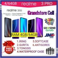 REALME 3 PRO RAM 4/64 GB GARANSI RESMI REALME INDONESIA
