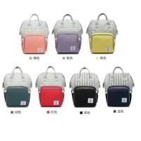 Tas Perlengkapan Bayi Ransel Diaper Bag Backpack Anello AN659 SALUR