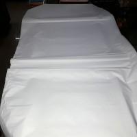 kertas tisu tissue paper bungkus dalam baju sepatu tas doorslag doslah