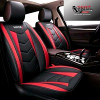 Sarung jok mobil Daihatsu Xenia / Toyota avanza + Bantal Stir