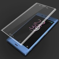 Tempered Glass 3D Full Cover Sony Xperia X Compact Anti Gore Warna