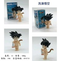 Dragon Ball Z Baby Son Goku Shower