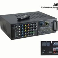 Amplifier ASHLEY KA-6500 Ampli Karaoke