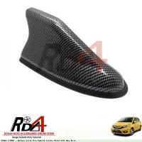 Antena Sirip Hiu Hybrid Carbon Mobil All New Brio