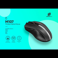 Mouse wireless M107. No Battery.