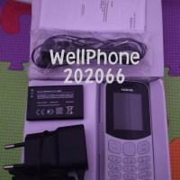 Nokia 130 Dual Sim Resmi Tam Erafone