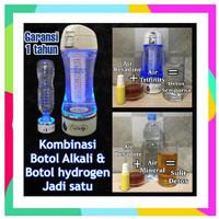 Trifinity Botol Hydrogen Air Alkaline Kangen Dr Water Mega 6 Zamzam Mi