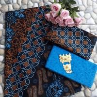 Batik Sabi / Kain Batik set Embos / Kain Batik / Batik KSE-40