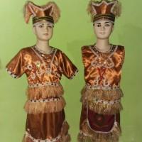 baju adat papua anak laki atau perempuan
