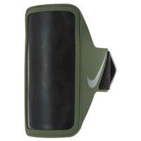Nike Lean Armband For Smartphone - Olive Hotsale