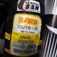 Pirelli 110 / 70 - 13 Angel Scooter Matic Ban Motor Premium