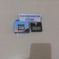 thermometer digital aquarium aquascape