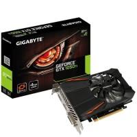 Gigabyte Geforce GTX 1050 Ti 4 GB 128 Bit DDR5 (GV-N105TD5-4GD)